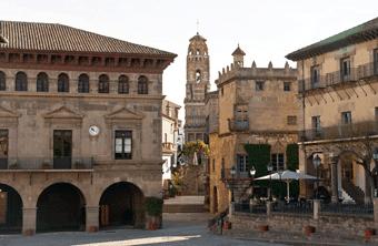 Испанская деревня, Барселона