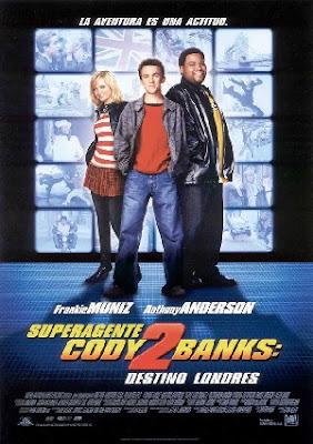 Agente Cody Banks 2 audio latino