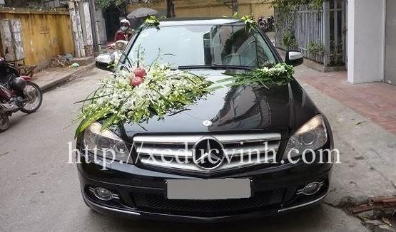 Cho thuê xe cưới chất lượng giá rẻ
