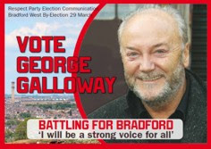 Campaign leaflet