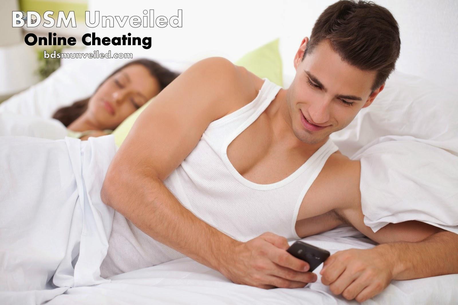 Online Cheating - BDSM Relationships