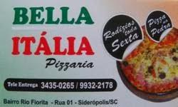 BELA ITALIA PIZARIA