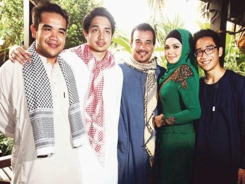 Video Terbaru Anak Dato K Dedah Rahsia Tabiat Dato Siti Nurhaliza