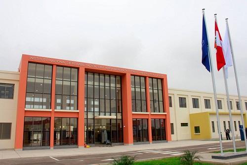 instituto nacional de rehabilitacion