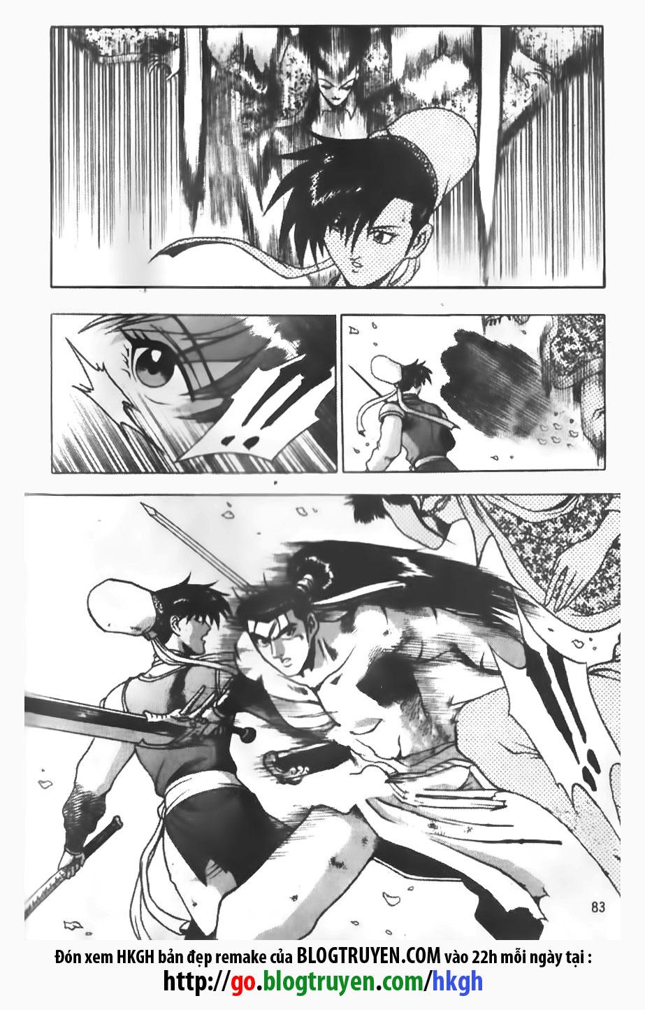 Hiệp Khách Giang Hồ chap 141 page 4 - IZTruyenTranh.com