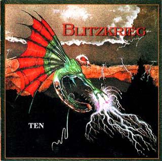Blitzkrieg - Ten (1996)