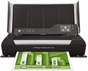 HP Officejet 150 Mobile All-in-One Driver Download