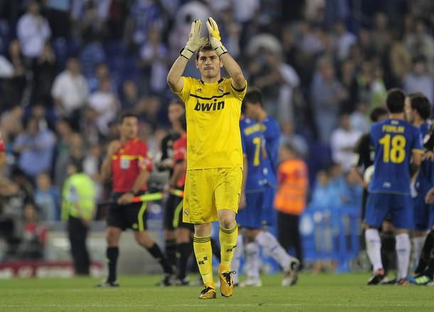 Real Madrid C  F    2011 2012  Buzos De Arquero