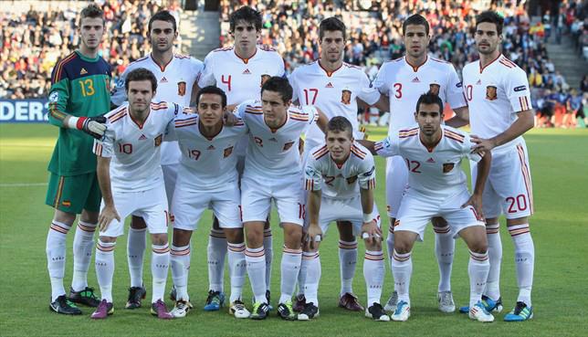 selección española de fútbol Sub-21