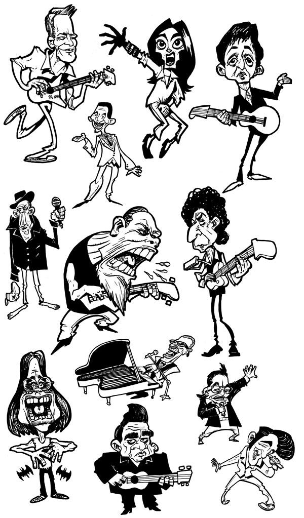 SearchResults additionally  further 1950s Clipart further Hearing loss additionally Betty Boop Coloring Pages. on elvis cartoon