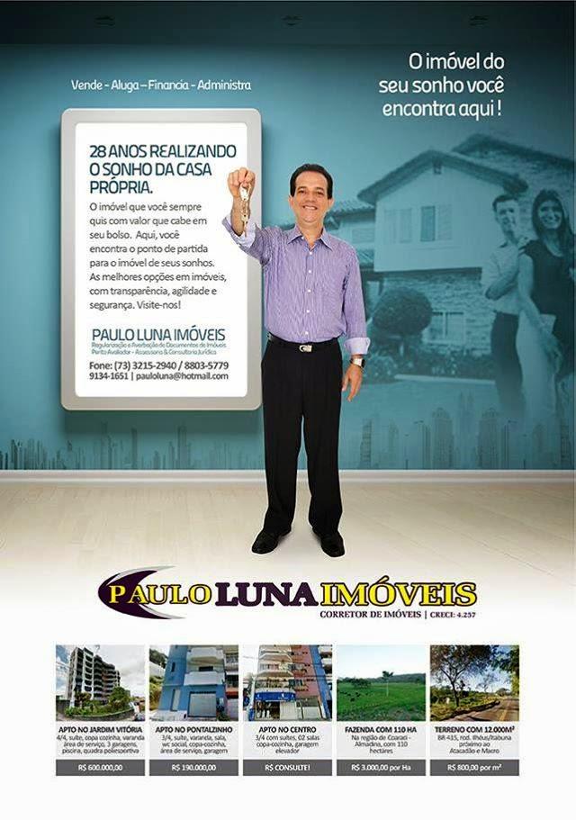 Paulo Luna Imobiliária