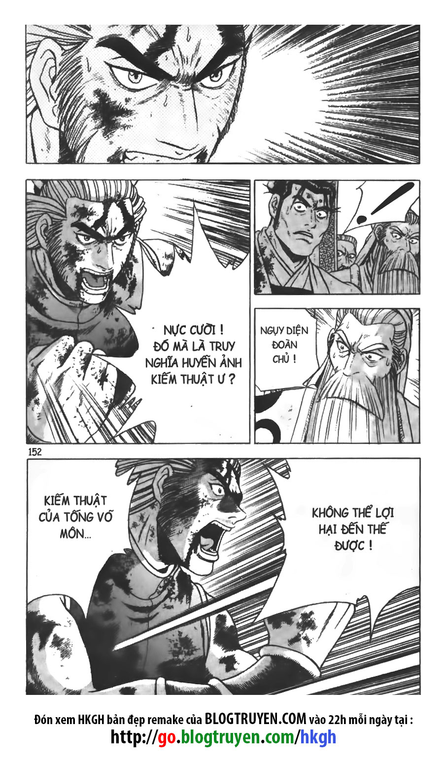 Hiệp Khách Giang Hồ chap 213 page 18 - IZTruyenTranh.com