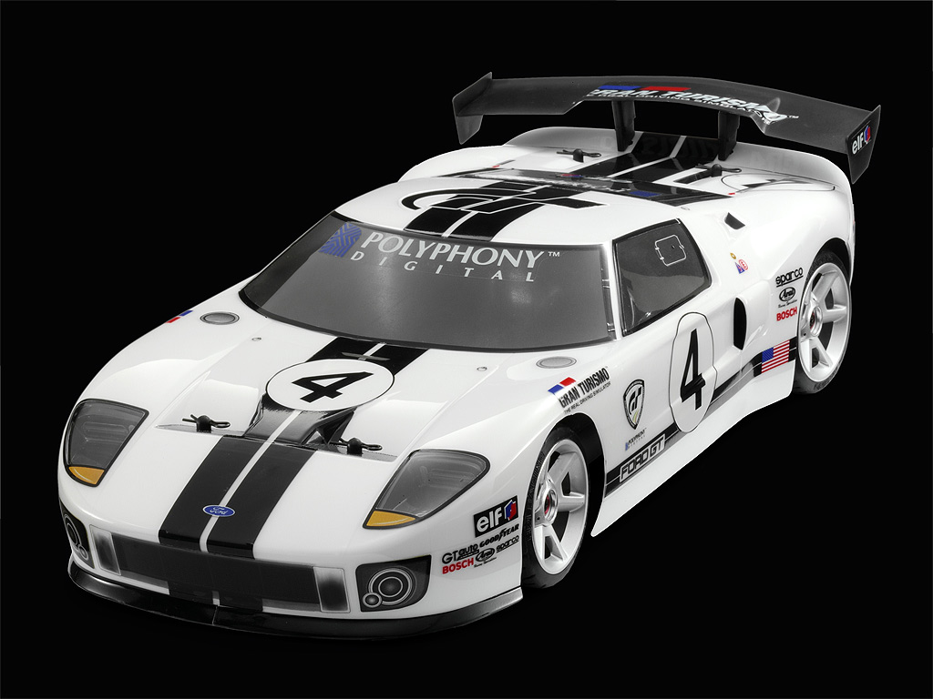 paula customizer ford gt gran turismo 4 kyosho 1 18. Black Bedroom Furniture Sets. Home Design Ideas