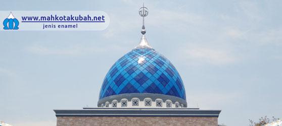 Kubah Masjid Panel Enamel Murah