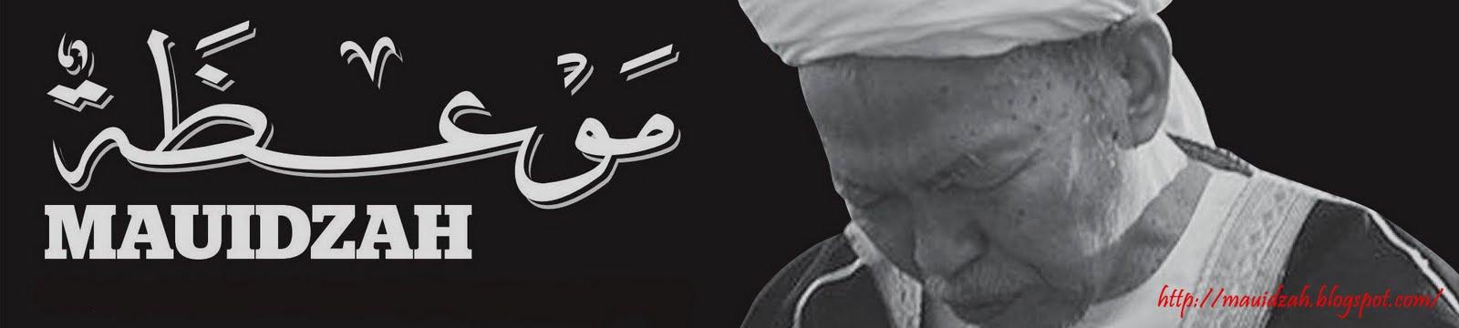 Mauidzah