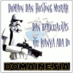 DomaiNesia Domain Hosting Murah