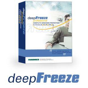 Deep freeze standard 7 51 020 4170