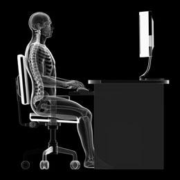 Apakah Pekerjaan Anda di Meja Kantor Mempengaruhi Postur Tubuh Anda?