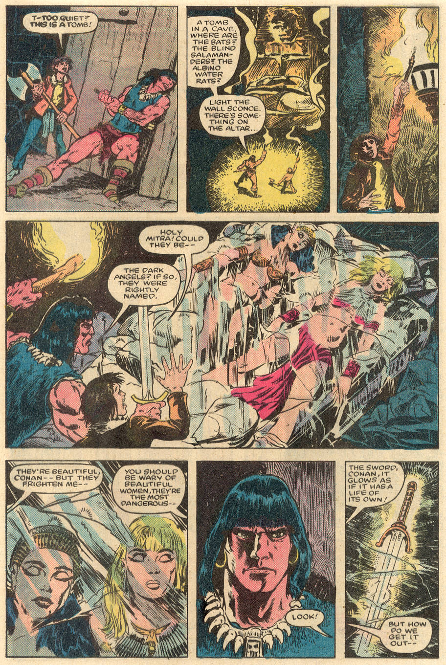 Conan the Barbarian (1970) Issue #164 #176 - English 15