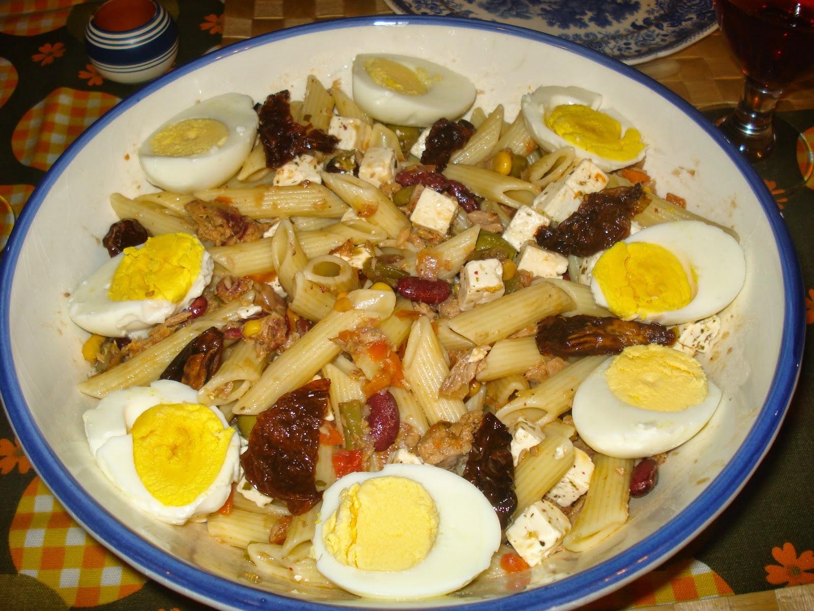 Recetas de la familia montalvo ensalada niza for Ensalada francesa
