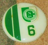 Schalke 04 - Brianezi 'duas faixas' - 3ª cor da camisa
