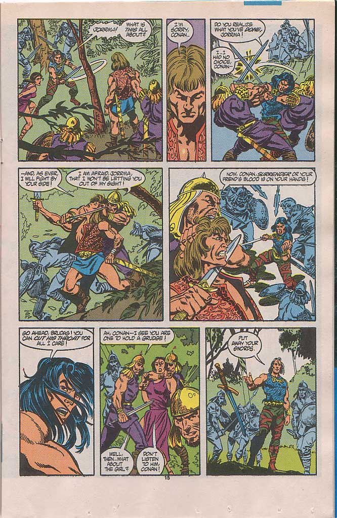 Conan the Barbarian (1970) Issue #238 #250 - English 13