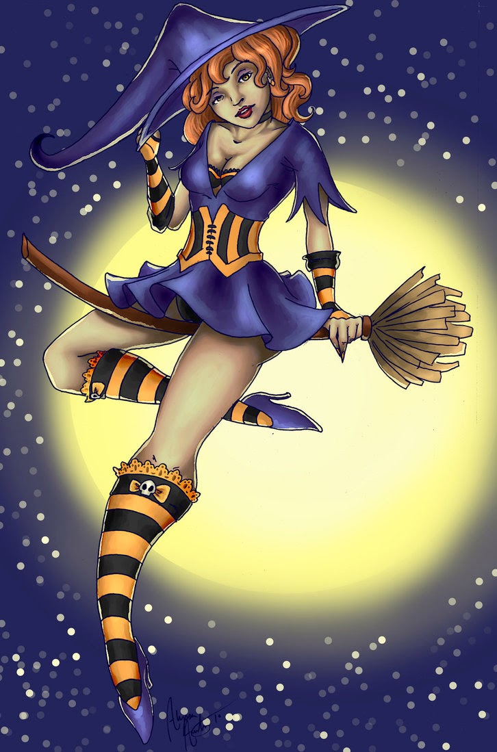 Halloween Witch Decorations Halloween: Halloween W...