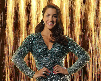 Aly Raisman on Dancing with the Stars season 16