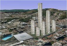 Caio Martins: sede olímpica da construção em altura?
