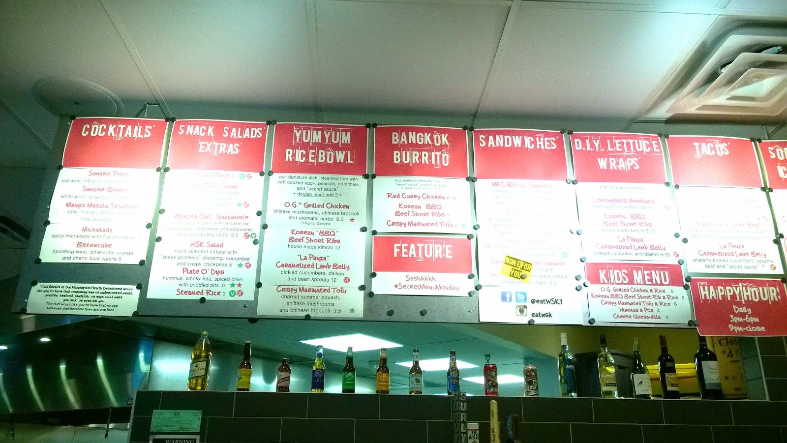 Late Night Bites: World Street Kitchen Restaurant, Minneapolis