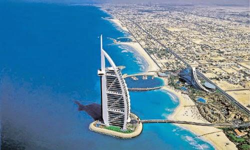 Conoce lugares hermosos de Abu Dhabi