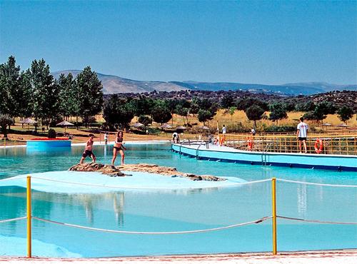 Nosolometro abierta la piscina de riosequillo verano 2013 for Buitrago de lozoya piscinas naturales