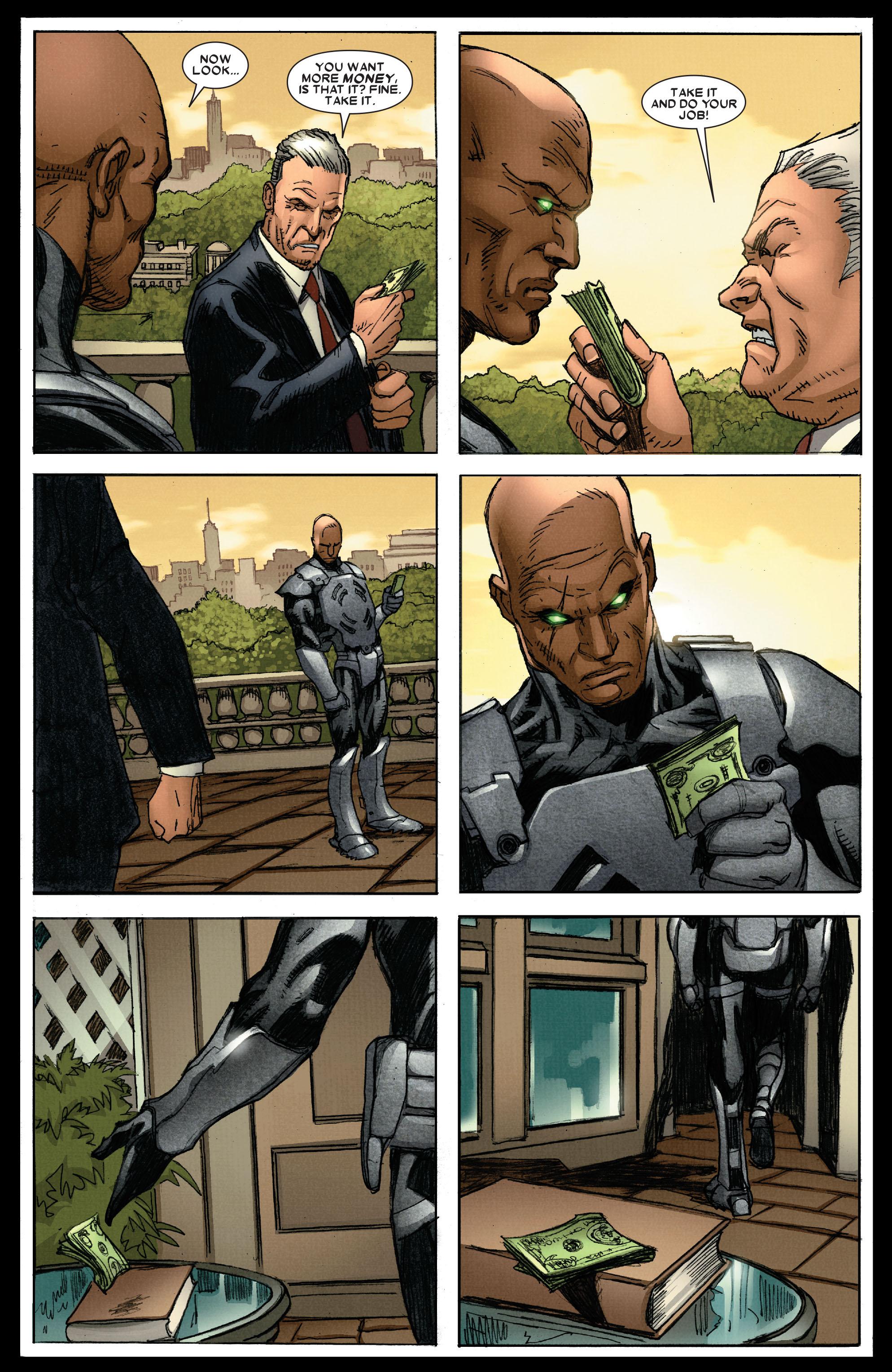 Wolverine: Weapon X #4 #13 - English 9