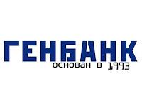Генбанк логотип