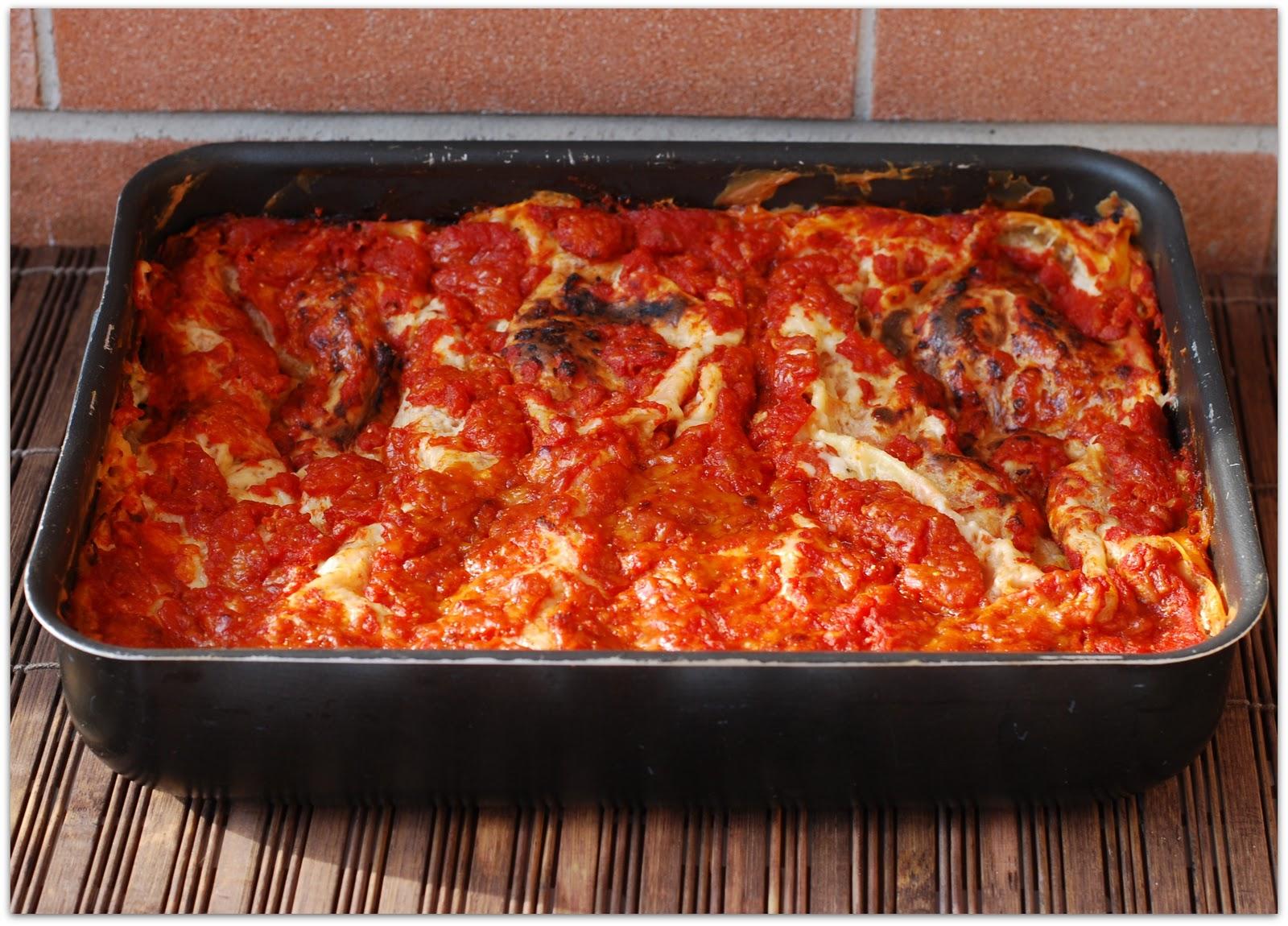 La Deliziosa Signorina Effe: Lasagne alla bolognese