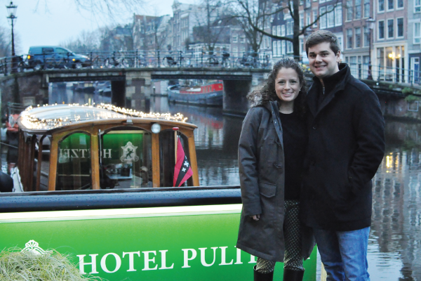 {long distance loving} on Amsterdam.
