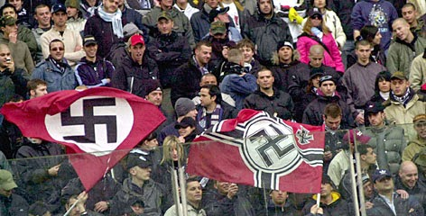 Neo-Nazi Demonstration in Germany