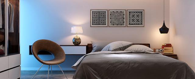 Thiết kế phòng ngủ Valencia Garden