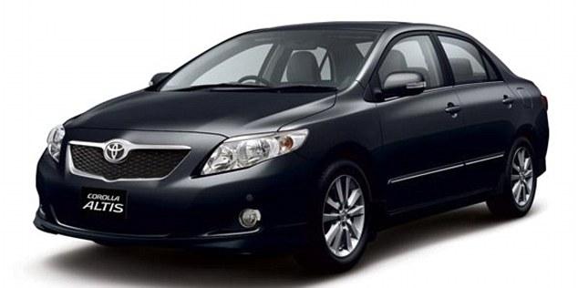 Toyota Corolla jadi kereta paling popular di dunia