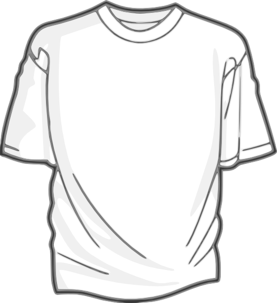 t shirt template vector. t shirt template back. t shirt