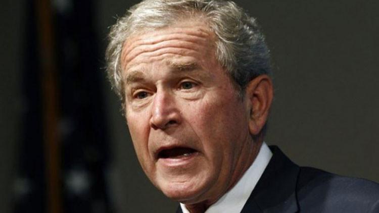 George W. Bush habla de intervenir en Irak y Siria