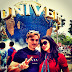 [photo] percutian rozita che wan dan zain saidin di universal studios singapore