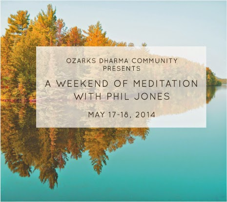 Register Now - Daylong Meditation Retreat with Phil Jones May 18, 2014