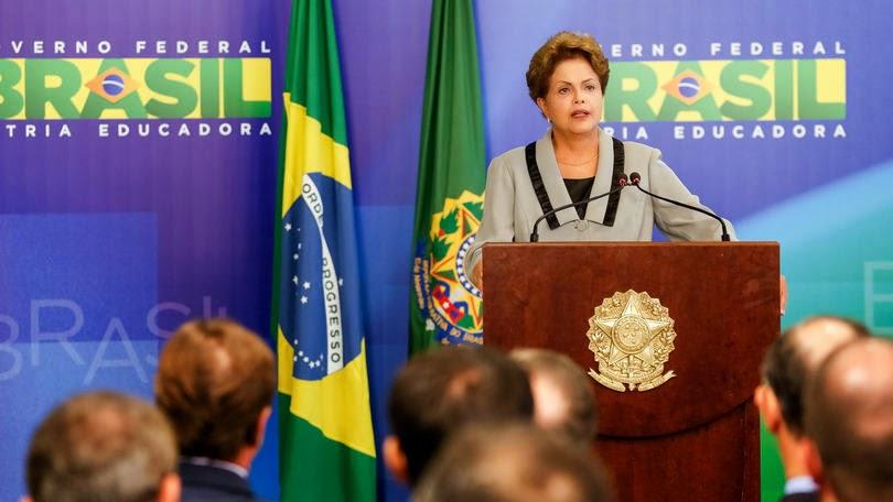 Dilma diz que pode ter errado em medidas econômicas e pede trégua