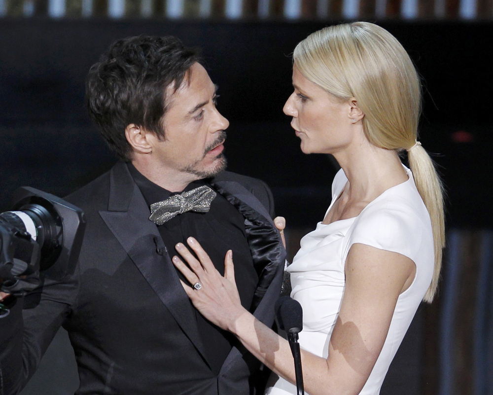 Their couple name is pepperony almost as good as peeta katniss from