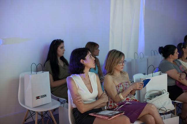 Isdin, SprayAndGoByUreadin, Evento, Bloggers