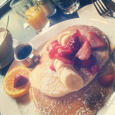 PANCAKES IN SAN FRANCISCO // INSTAGRAM