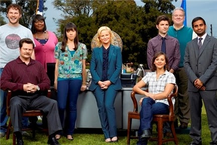 Cast of Parks and Recreation