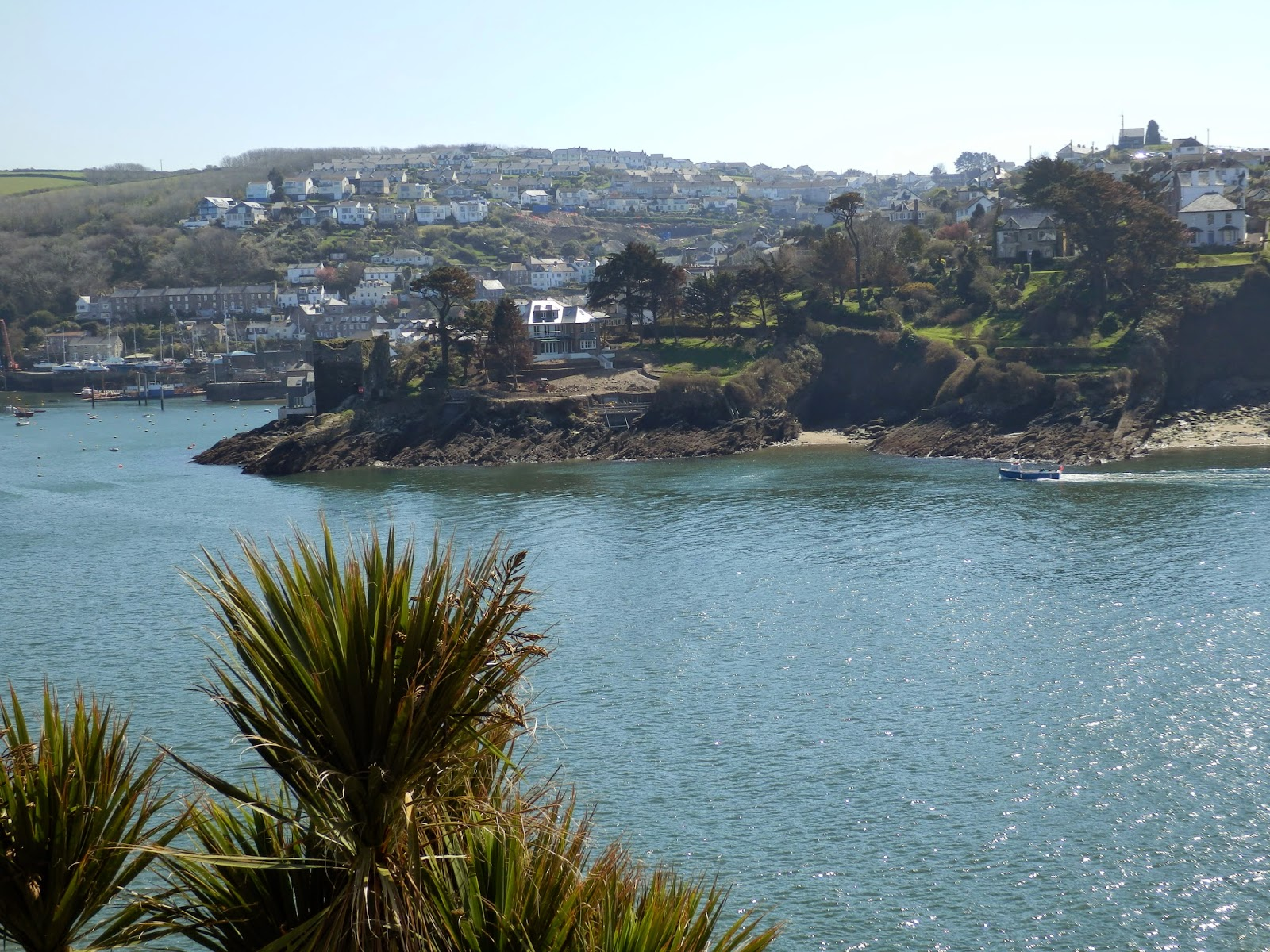 Polruan Cornwall