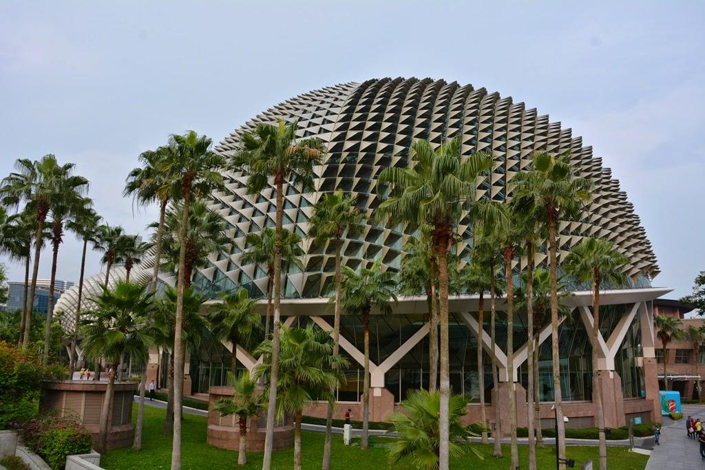 Singapore dome